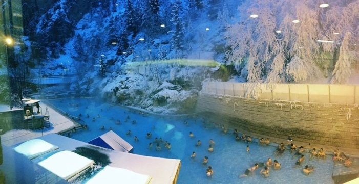 日本人といえば温泉! British Columbia の温泉をご紹介