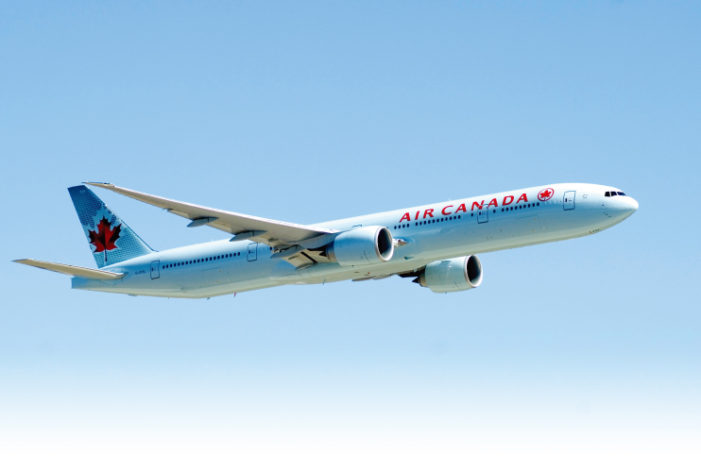 エアカナダ、トロント・成田線の運航を10月2日から再開。羽田線は引き続き延期。