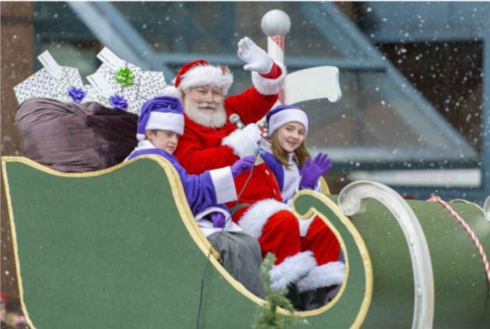 「Vancouver Santa Claus ParadeからNew Years Eve Gala 2020まで」ブリティッシュコロンビア州・バンクーバー 12月の注目イベントはこれだ!!