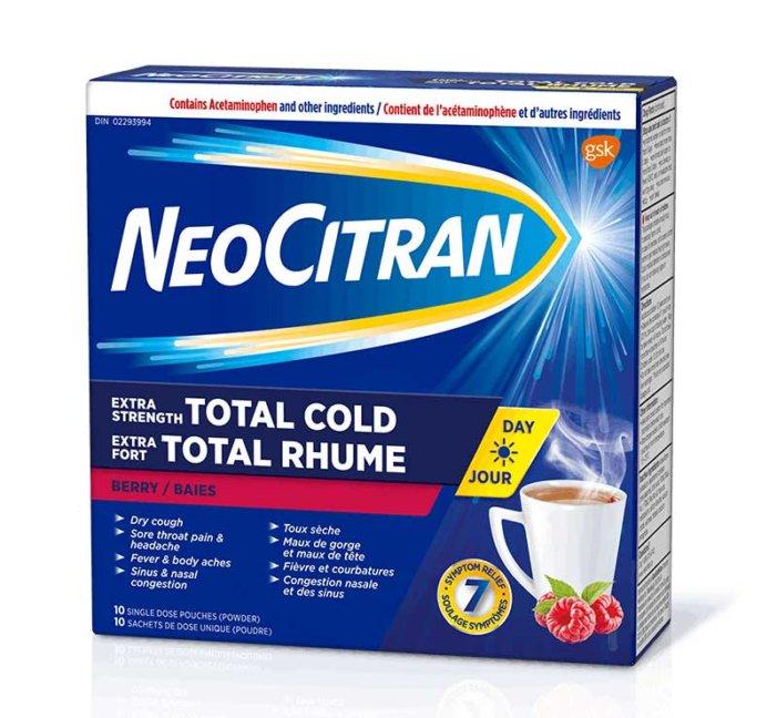 カナダのドラッグストアで買える風邪予防&風邪の薬