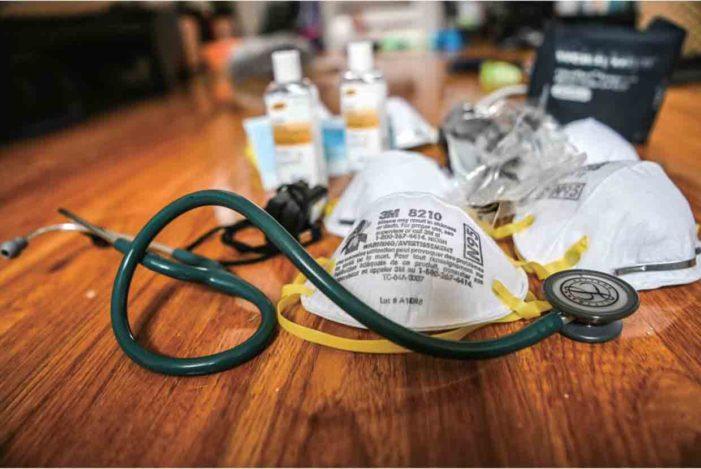 新型コロナと最前線で戦っている医療従事者のための基金「The Frontline Fund」を設立|コロナ禍で医療従事者を支えた感動ストーリー