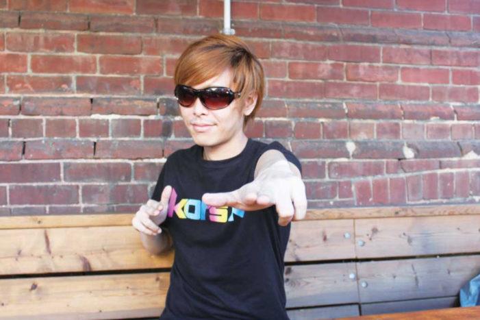 人気アーケードゲーム『beatmania IIDX 4th Style』に提供した『clione』などで有名な希代の音楽プロデューサー・DJ korskさん | EDM×EDP Fan Expo