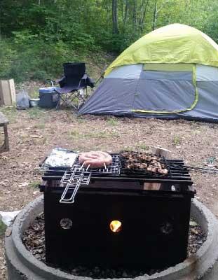 ブリティッシュコロンビア州、キャンプ場の予約が開始可能に。ただし今シーズンは州内に住む人に限定。