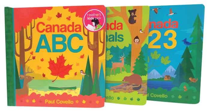 大人もほんわかした気持ちになれる カナダで出会う絵本 | 特集「カナダの大切な人へ贈りもの」
