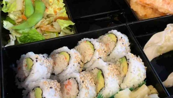 バンクーバーではお寿司屋さんがいっぱい? ワーホリ・エリナのバンクーバーライフ