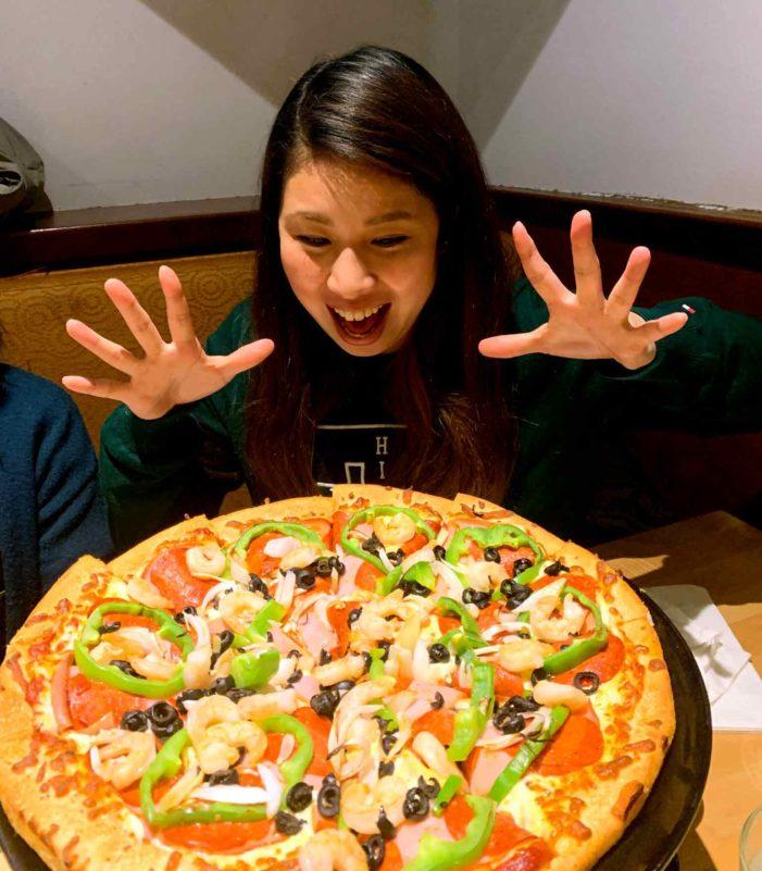 BostonPizzaはピザだけじゃない!|ワーホリ・エリナのバンクーバーライフ