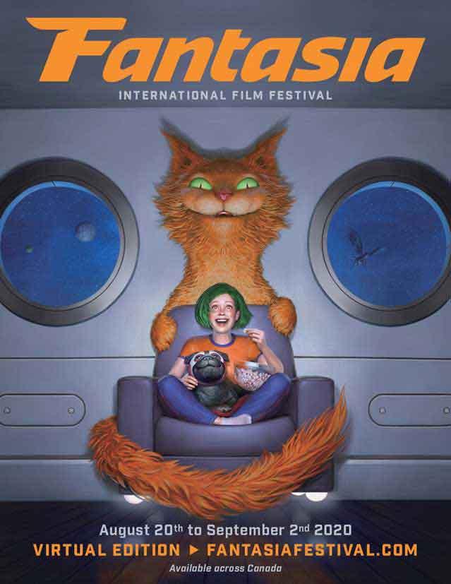 【8/20- 9/2】今年はオンラインで開催!「ファンタジア   国際映画祭」注目の作品はこちら!