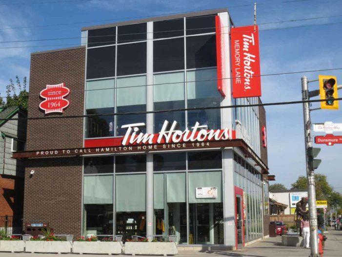 カナダの人気コーヒーチェーン「ティム・ホートンズ」中国で1500店舗を展開予定