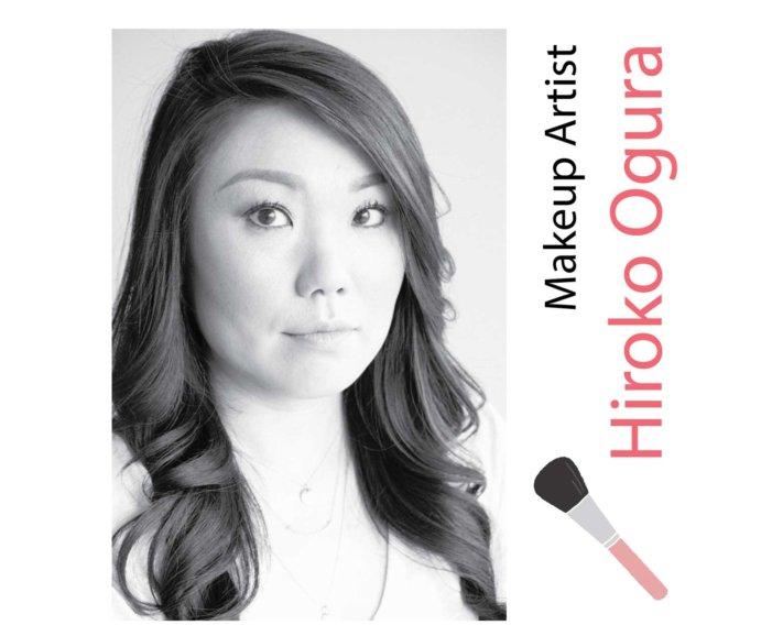 メイクアップ・アーティスト 小倉 寛子さん インタビュー  | 夢をカタチに…