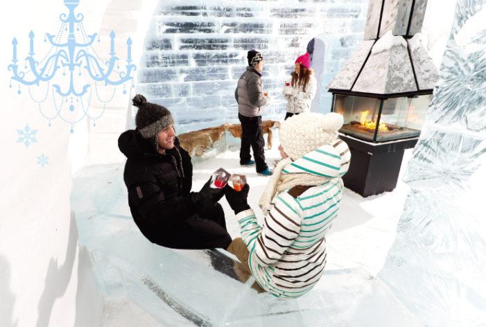 北米唯一!!冬のフレンチカナダの風物詩「アイスホテル」の秘密を探る