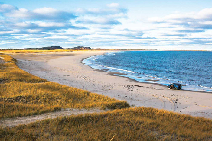 マグダレン諸島 ケベック州の離島、シーフードの宝庫|紀行家 石原牧子の思い切って『旅』