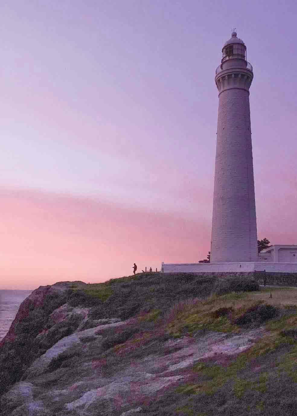 出雲日御碕灯台―国造りの神様も見たであろう日本海の夕暮れ