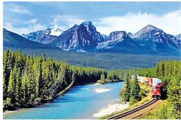 雄大なカナディアンロッキーを楽しむ方法|CANADA発 近鉄ツアープランナーのここだけの話