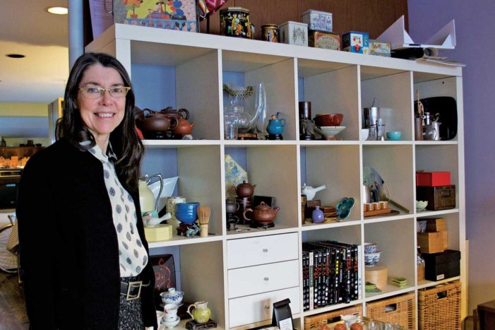 もっと美味しくお茶を楽しむコツとは?公認ティーソムリエ Linda Gaylardさん インタビュー | 特集「紅茶、飲む?」
