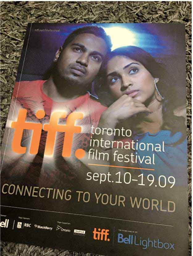 2009年のTIFF公式プログラムブック