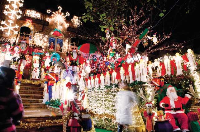 クリスマスin NY!編集部おすすめのNY絶景ポイント|特集「そうだ!ニューヨークに行こう」