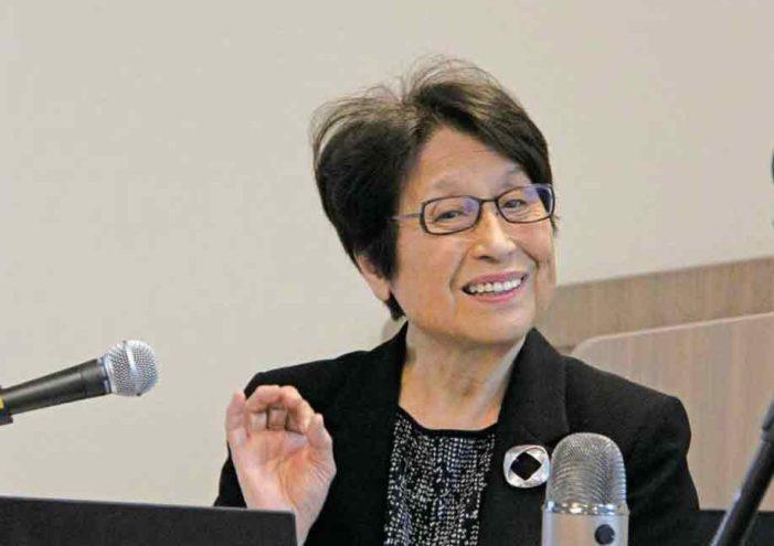 トロント大学名誉教授 中島和子氏講演 海外で育つ子どものことばと「日本語教育推進法」
