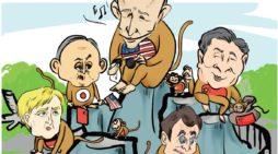 中国の覇権、アメリカの対抗意識|バンクーバー在住の人気ブロガー岡本裕明