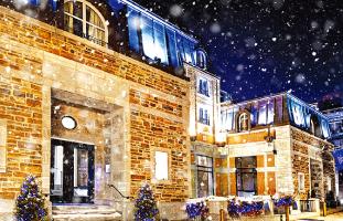 ケベック・シティで泊まれる有名なブティックホテル2軒|特集「フレンチカナダ」