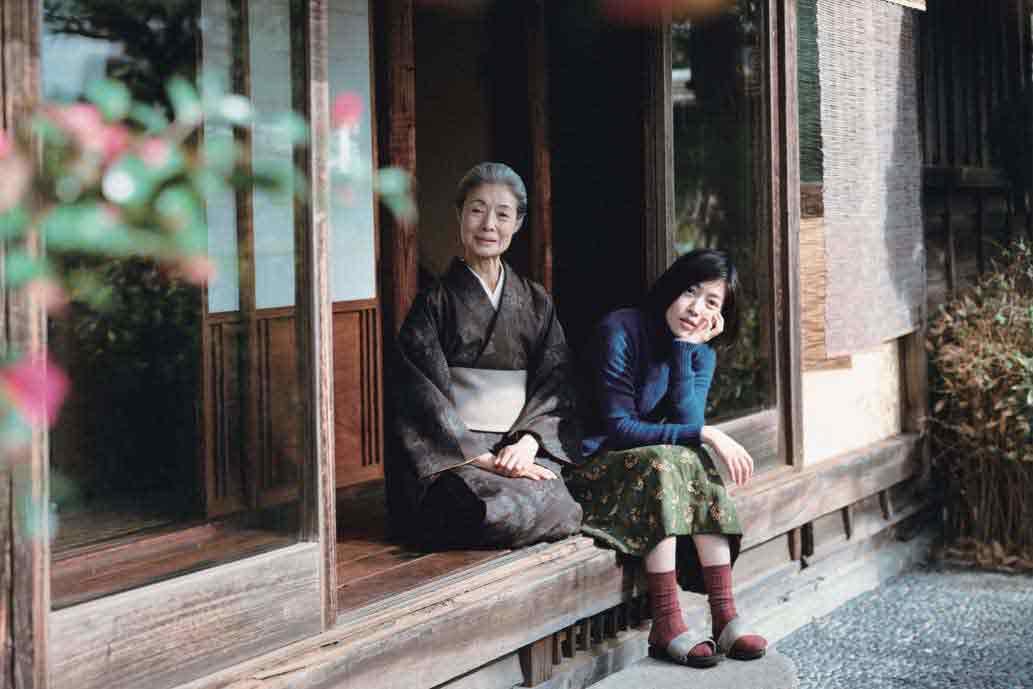 """『椿の庭』 ©2020 """"A Garden of the Camellias"""" Film Partners"""