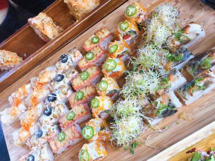 押し寿司で大人気有名店Green Leaf Sushi !|UBC女子大生がおくるバンクーバーライフ